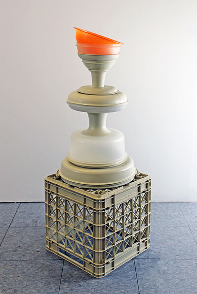 Wade Schaming, 'Creamsicles Tower ', 2019