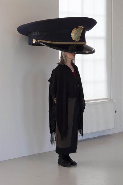 Erwin Wurm, 'Police Cap', 2011