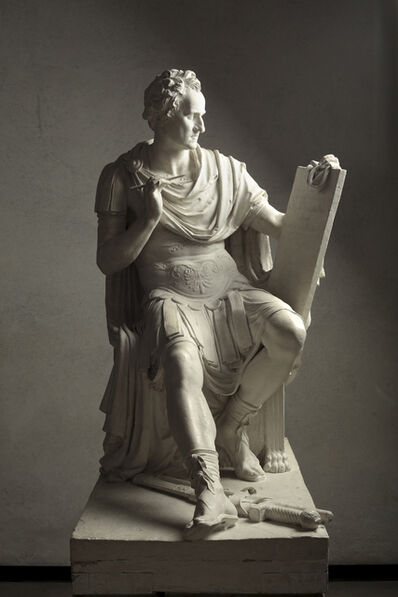 Antonio Canova, 'Modello for George Washington', 1818