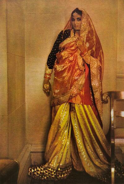 Sheila Metzner, 'Indian Woman', 1985