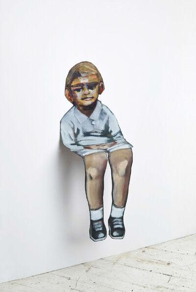 Anna Navasardian, 'Sitting Boy 4', 2016