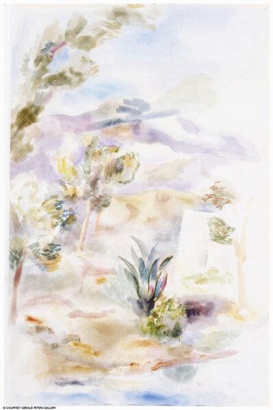 Willard Nash, 'Landscape'