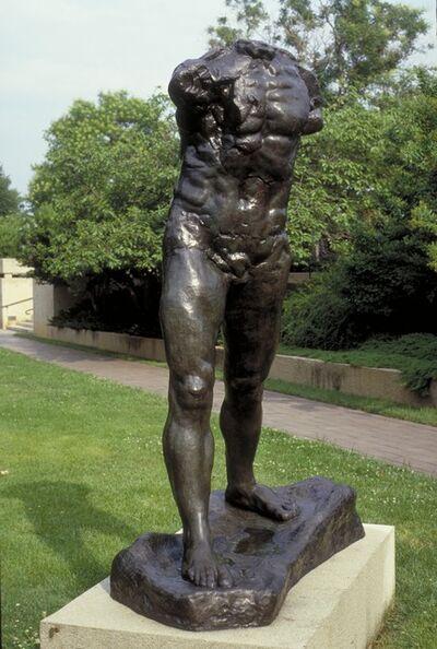 Auguste Rodin, 'Walking Man ', 1905