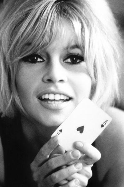 Douglas Kirkland, 'Brigitte Bardot, Ace of Hearts', 1965