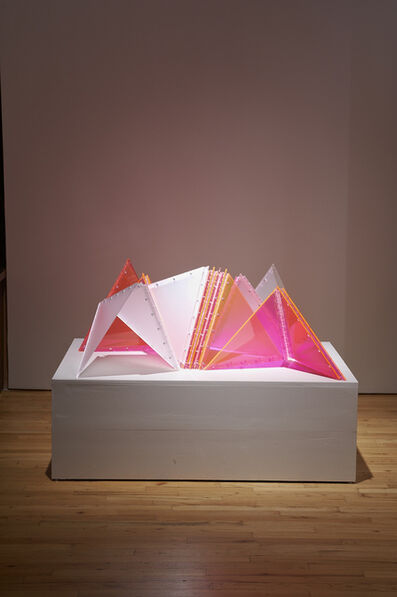Marta Chilindron, '27 Triangles', 2011