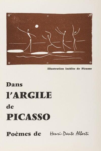 Pablo Picasso, 'Jeu de ballon sur une plage (Baer 1046, Cramer 89)', 1957