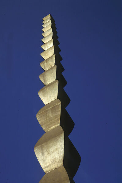 Constantin Brâncuși, 'The Endless Column, Tirgu Jiu World War One Memorial Park', 1937