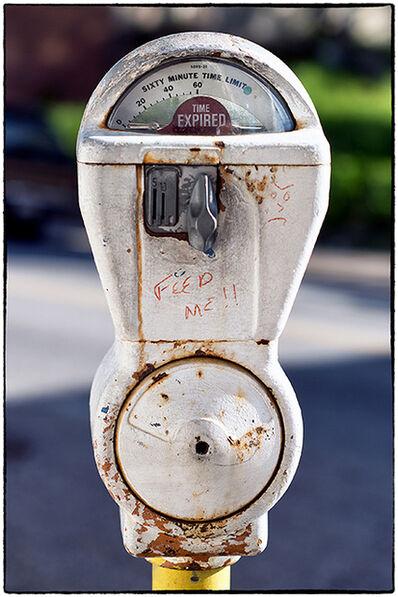 Charles Jacobs, 'Feed Me Parking Meter'