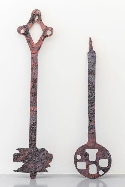 Rita McBride, 'Gallia', 2016