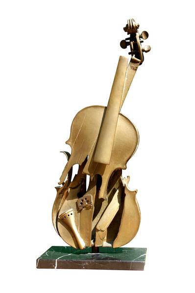 Fernandez Arman, 'Le tombeau de Paganini'