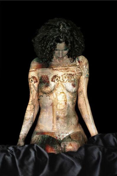 Yves Hayat, 'LA MACULEE CONCEPTION - MADONE RUINEE', 2009