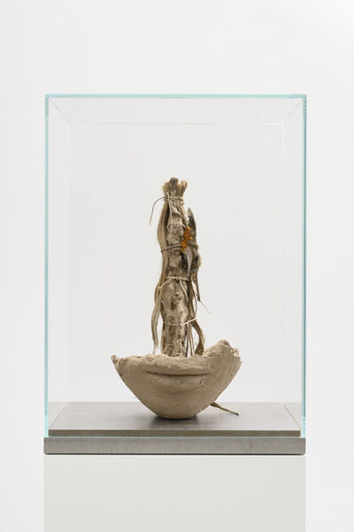 Mark Manders, 'Girl with Homunculus', 2018-2019
