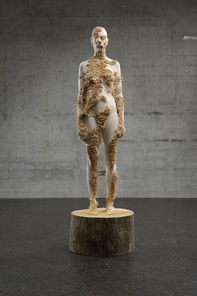 Aron Demetz, 'Untitled Woman', 2014