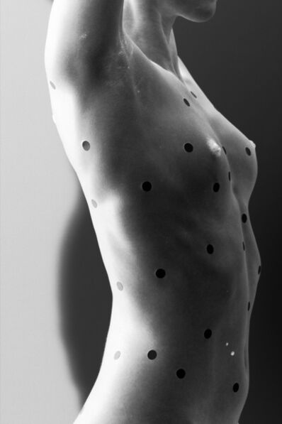 Peter Puklus, '0063 Girl with Dots '