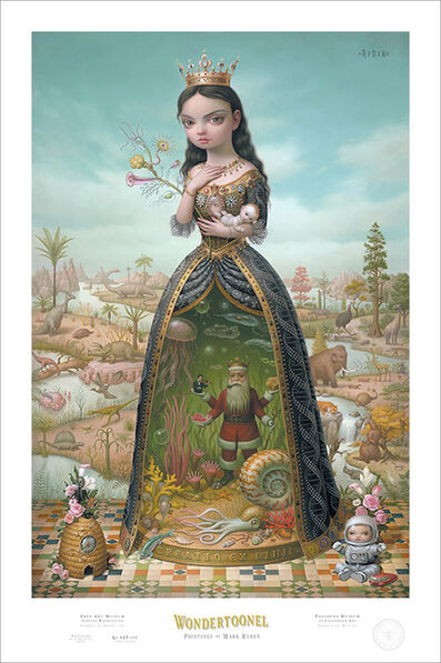 Mark Ryden, 'The Creatrix', 2005