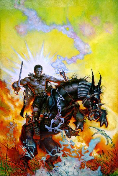 Don Maitz, 'Citadel of the Autarch'