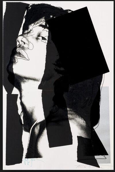 Andy Warhol, 'Mick Jagger (#11.144) ', 1975