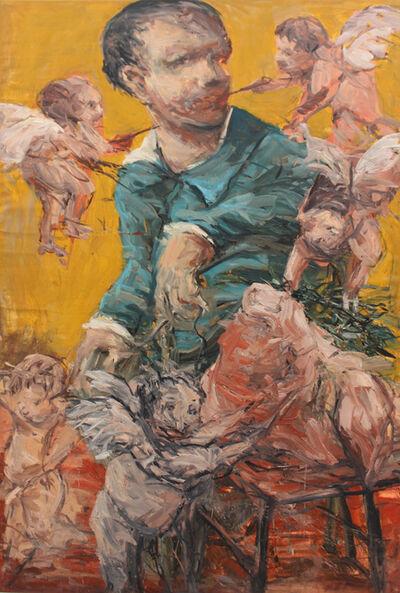 Jose Vivenes, 'Un Encuentro', 2019