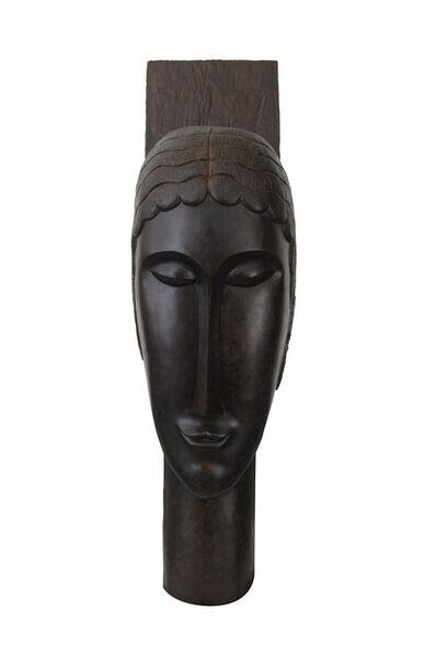 Amedeo Modigliani, 'Tête de Cariatide', 2006
