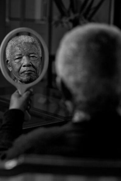 Adrian Steirn, 'Nelson Mandela: A Reflection of Dignity', 2013