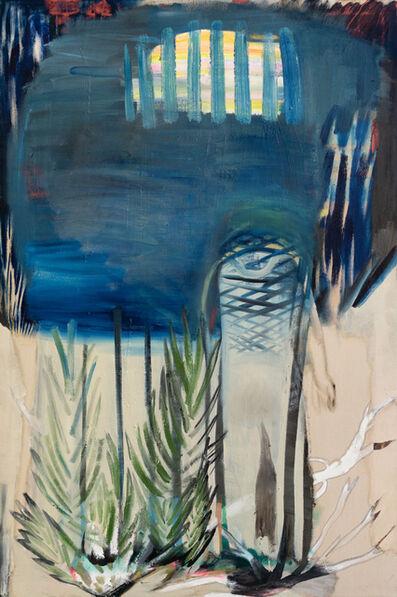 Youjin Yi, 'Blaue Komposition', ca. 2019