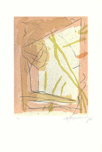 Albert Ràfols-Casamada, 'Floral-2', 1987