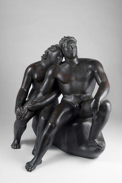 Francesco Messina, 'Amanti', 1928
