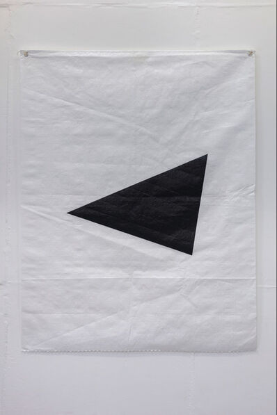 Jaime Lauriano, 'Experiência concreta #6 (triângulo atlântico) [concrete experience #6 (atlantic triangle)]', 2019