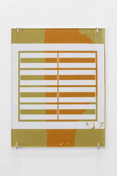 Amy Yao, 'Glass Slipper II #1', 2016