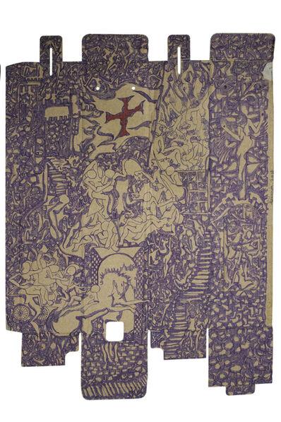 RODRIGO MABUNDA, 'Betrayal door', 2018