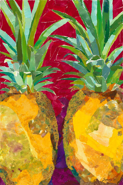 Mary Spears, 'Pineapple Pair', 2019