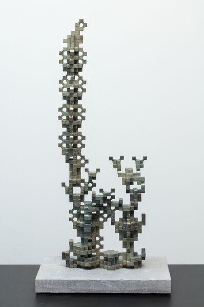 Patrick Coutu, 'Le jardin du sculpteur, extrait', 2016