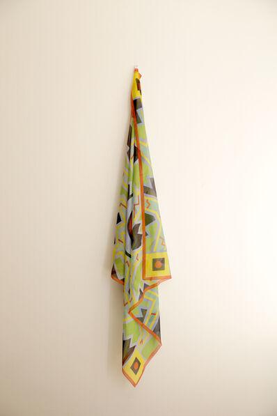 Nathalie Du Pasquier, 'Textile Edition Nathalie du Pasquier '