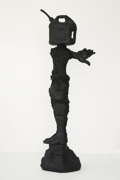Francesca DiMattio, 'Gas Tank Caryatid', 2019
