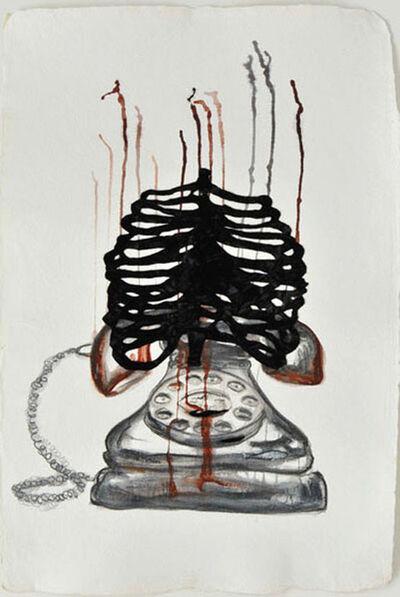 Mithu Sen, 'Old Fashioned Ring Tone', 2011