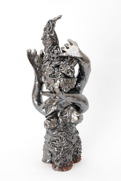Ramesh Mario Nithiyendran, 'Silver monkey', 2019