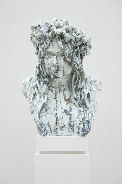 Anne Wenzel, 'Under Construction (Bust #02)', 2017
