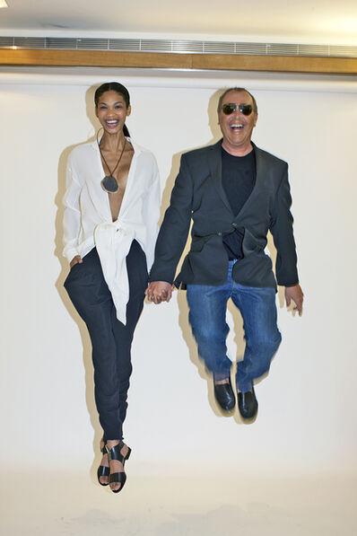Harry Benson, 'Michael Kors and Chanel Iman, New York', 2010