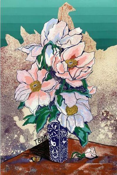 Theodore Buyer, 'Yin Yang Flower Pot', 2020