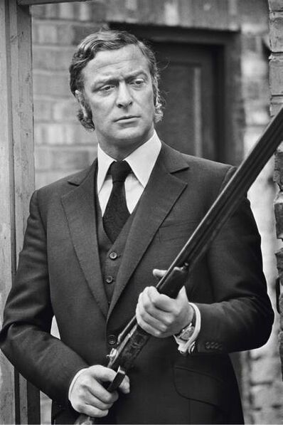 Terry O'Neill, 'Michael Caine', 1970