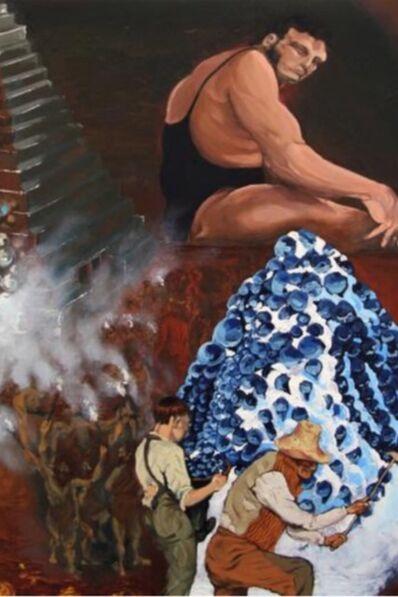 Brad Fehr, 'Immoveable colossus', 2015