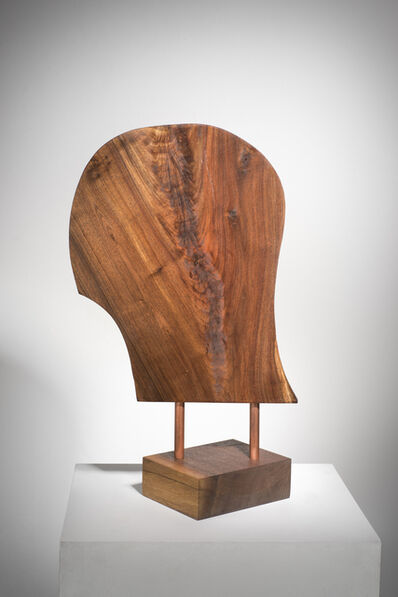 Betty McGeehan, 'Minimal Wood Abstract Sculpture: The Harbinger'', 2015-18