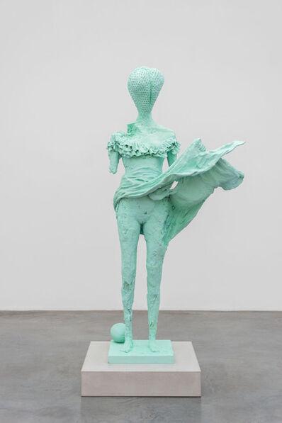 David Altmejd, 'La fraise et le vent', 2016