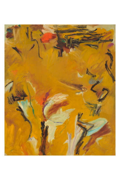 Hanibal Srouji, 'Le dernier chant du cri cri', 1993