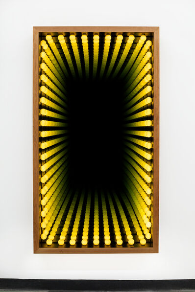 Iván Navarro, 'Mirage', 2020