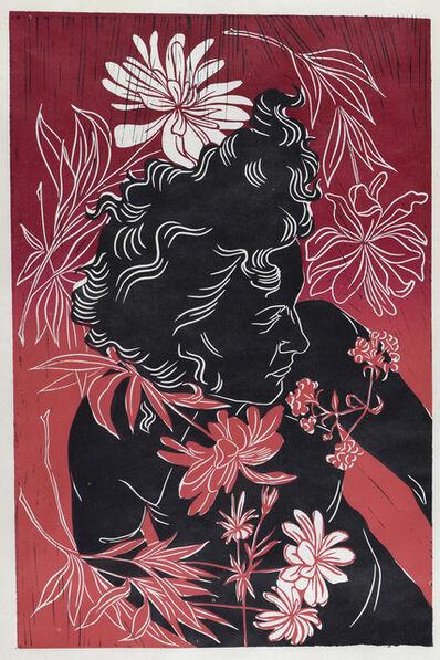 Erin Holscher Almazan, 'Melancholia Nouveau III', 2018