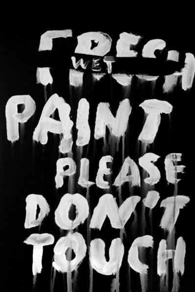 Alejandro Magallanes, 'Fresh Paint', 2017