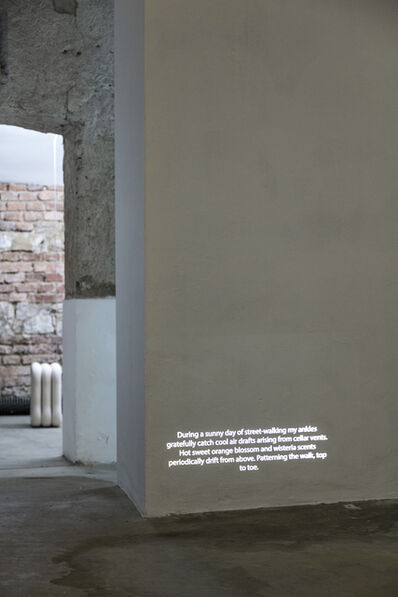 Jason Hendrik Hansma + Vivian Sky Rehberg, 'Untitled (Fumare)', 2016