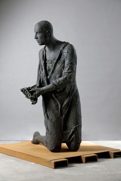 Hanneke Beaumont, 'Connected - Disconnected, Bronze', 2009