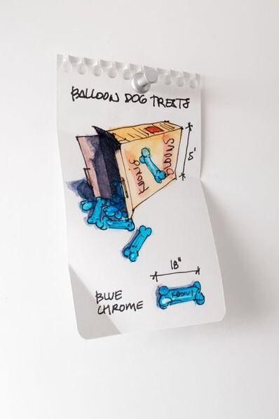 Miles Jaffe, 'Balloon Dog Treats', 2020
